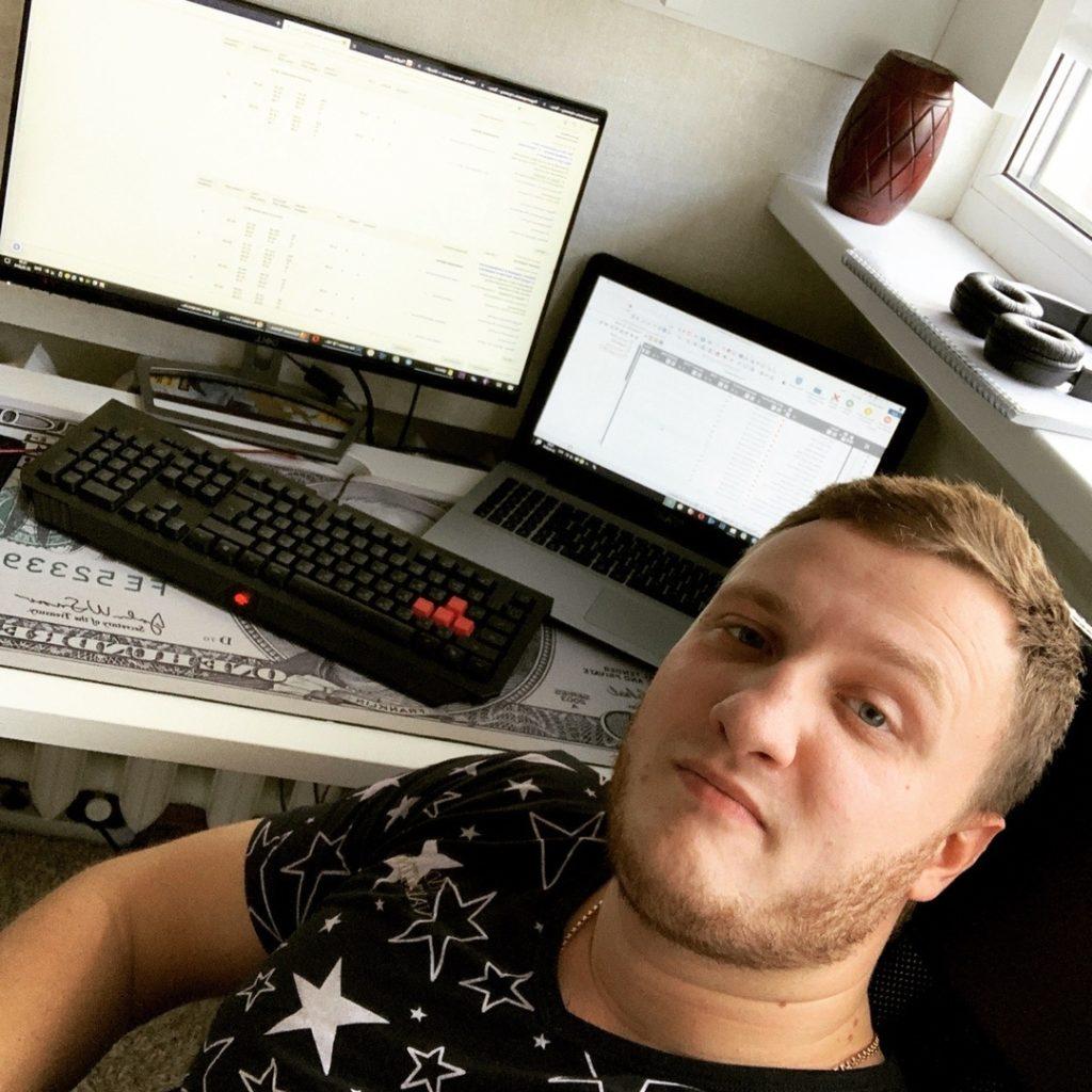 Услуги Константина Фримена: создание и продвижение сайтов